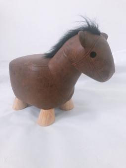Tierhocker für Kinder Pferd