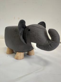Tierhocker für Kinder Elefant