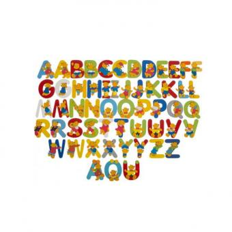 Bieco Deko Buchstaben im Bärdesign Q