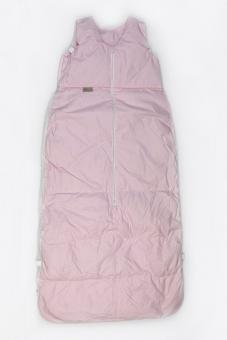 ARO Vario Daunen Schlafsack Siebdruck rosa 110-130