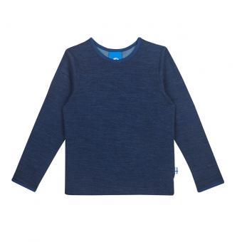 Finkid Taamo wool navy denim 130-140