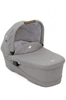 Joie Babywanne Ramble XL Versatrax gray flannel