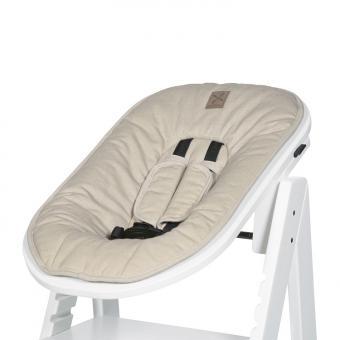 Kidsmill Bezug für Newbornsitz sand