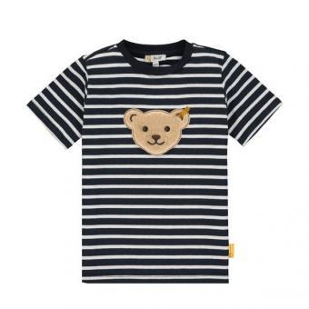 Steiff T-Shirt navy gestreift 86