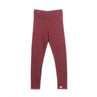 Finkid Leikki Wool cabernet persian red 100-110