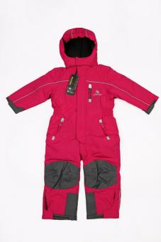 Nickel Funktions Skioverall pink 122