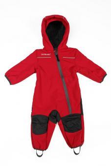 Nickel Sportswear Softshell Overall 74 fuchsia Outburst
