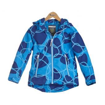 Nickel Sportswear Jungen Funktionsjacke Outburst 116 blau