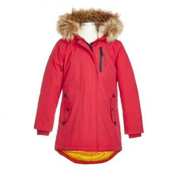 Nickel Sportswear Mädchen Funktionsjacke Outburst 152 rot