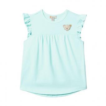 Steiff T-Shirt blue light 98