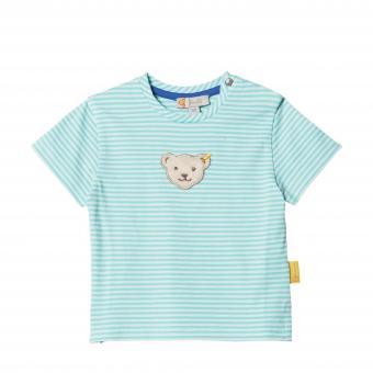 Steiff T-Shirt aqua green 86