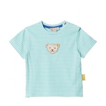 Steiff T-Shirt aqua green 80