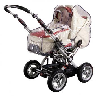 Sunnybaby Regenverdeck für Kinderwagen extra gross