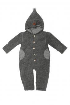 Maximo Overall Wollfleece grey