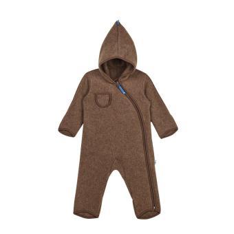Finkid Puku Wool Overall cocoa 212 70-80