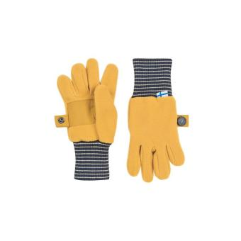Finkid Sormikas golden Yellow navy 212 M
