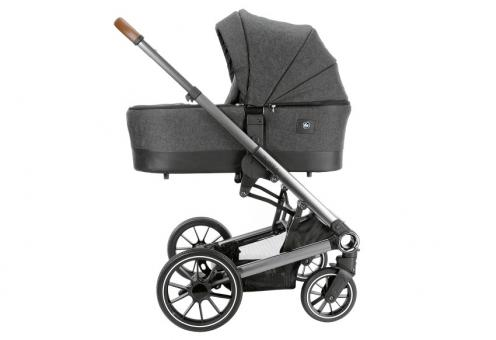 Kinderwagen Zumba iron black